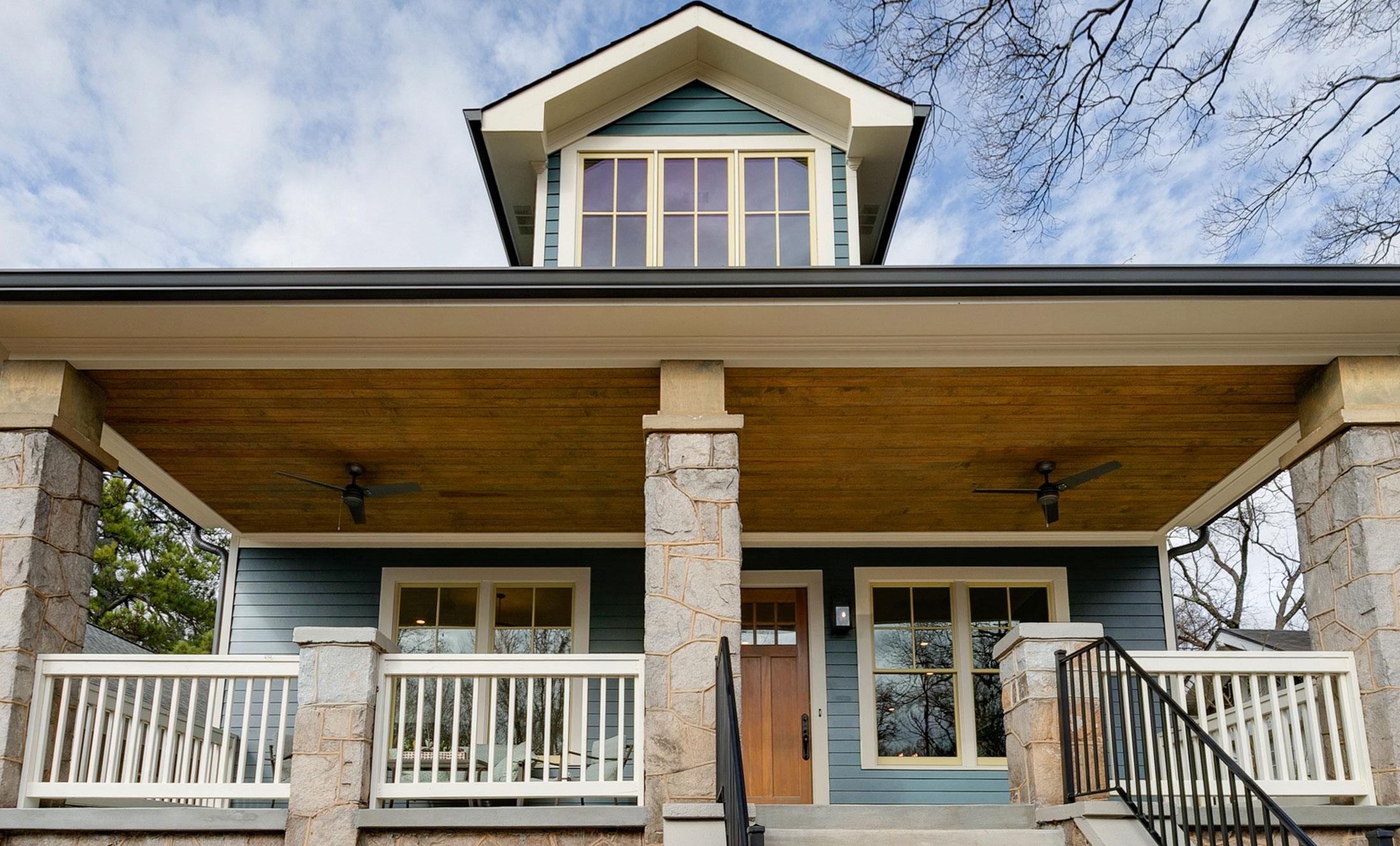 Cornerstone Atlanta home renovation